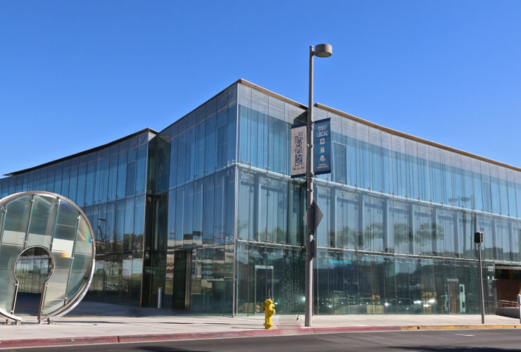 MANHATTAN BEACH LIBRARY