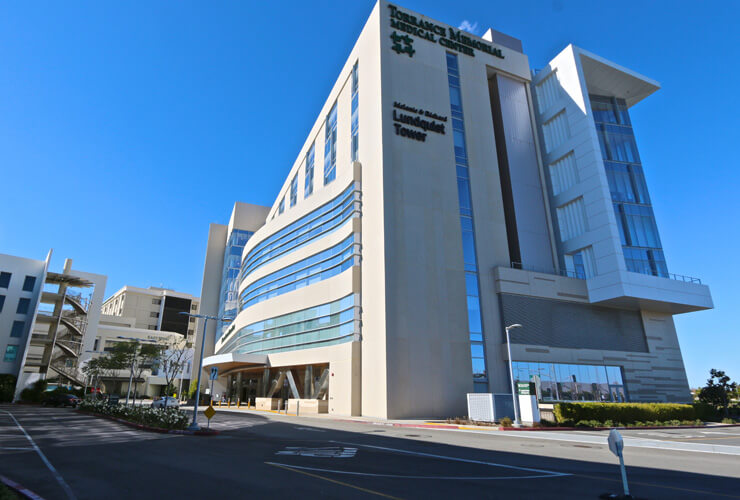 TORRANCE MEMORIAL MEDICAL CENTER LUNDQUIST TOWER
