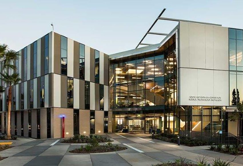 BIOLA UNIVERSITY LIM CENTER FOR SCIENCES