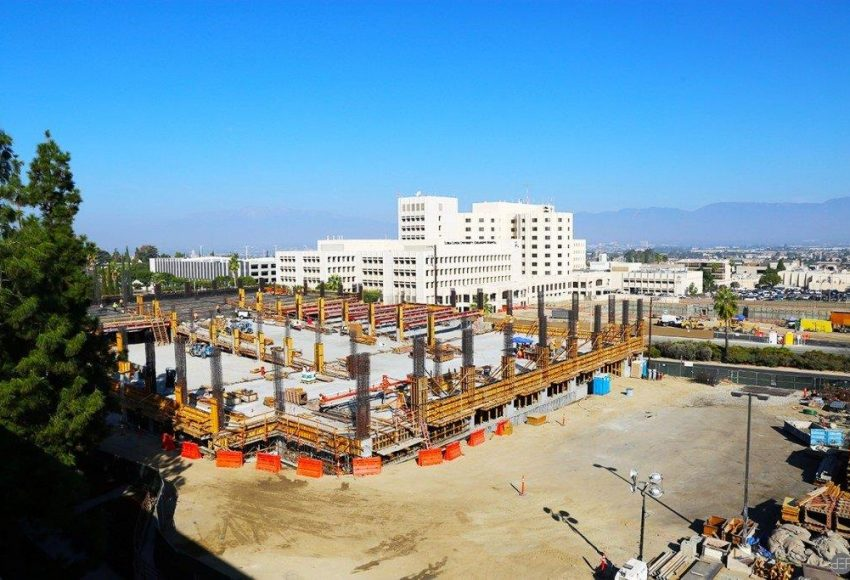 LOMA LINDA MEDICAL CENTER – PARKING STRUCTURE P4 – FMO